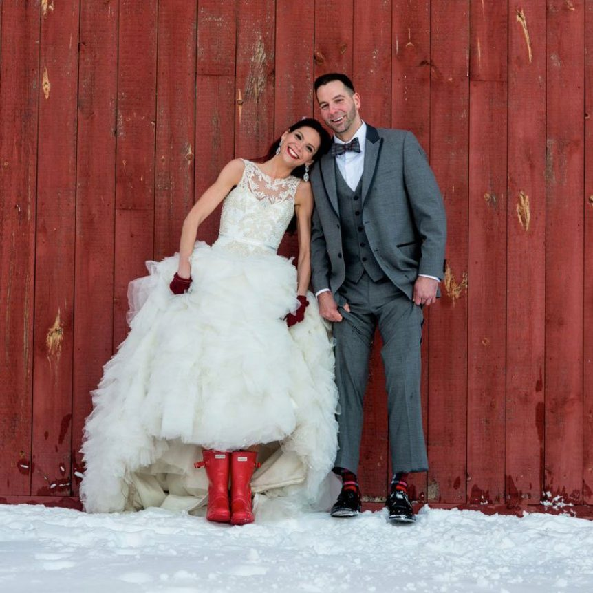 Winter Weddings: Advice From The Planner: Hosting Winter Weddings