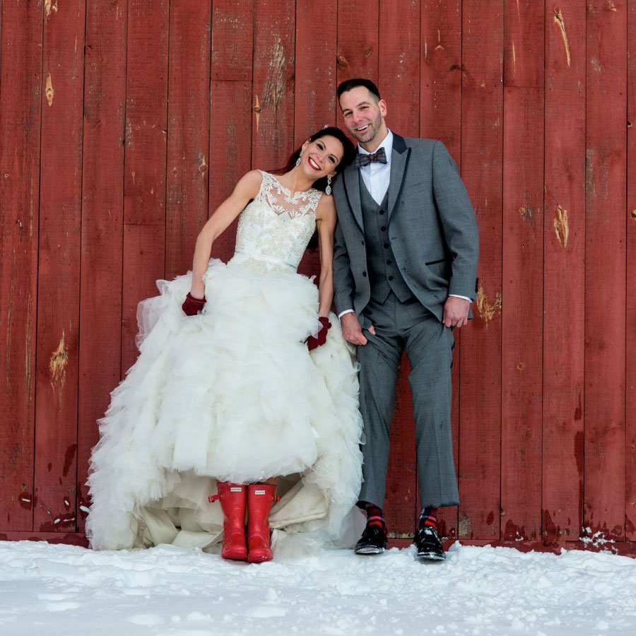 Winter Wedding: Advice From The Planner: Hosting Winter Weddings